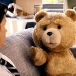 見た目は可愛いテディベアの中身は下品な元セレブの中年オヤジ!? 爆笑必至の映画『テッド』