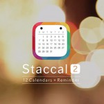 Staccalがバージョンアップ!iOS公式カレンダーアプリより使い勝手がいい Staccal2
