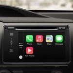 Appleが自動車向け新機能「CarPlay」を正式発表 Apple – CarPlay