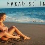 """コワモテ3人組が作る美しく爽やかなメロディー Radical Something – """"Paradise in You"""""""
