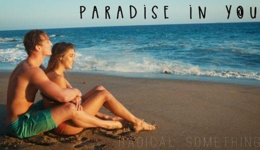コワモテ3人組が作る美しく爽やかなメロディー Radical Something – Paradise in You