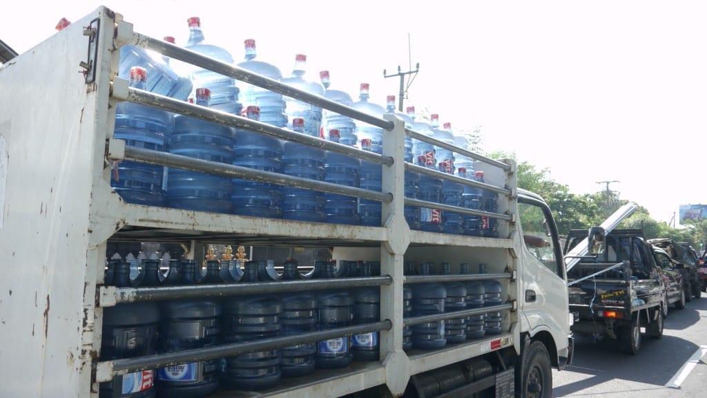 Bali water