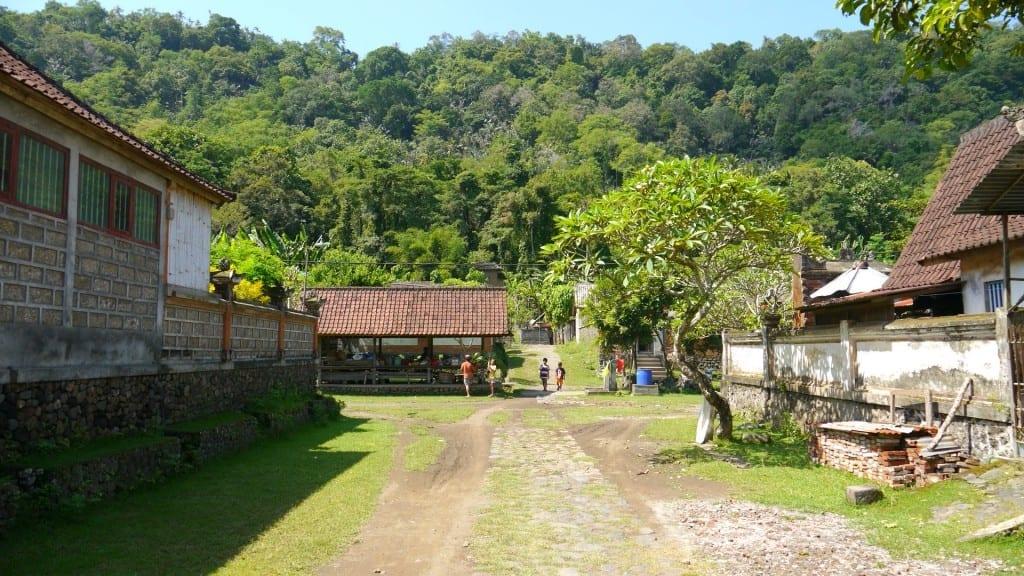TENGANAN テンガナン村