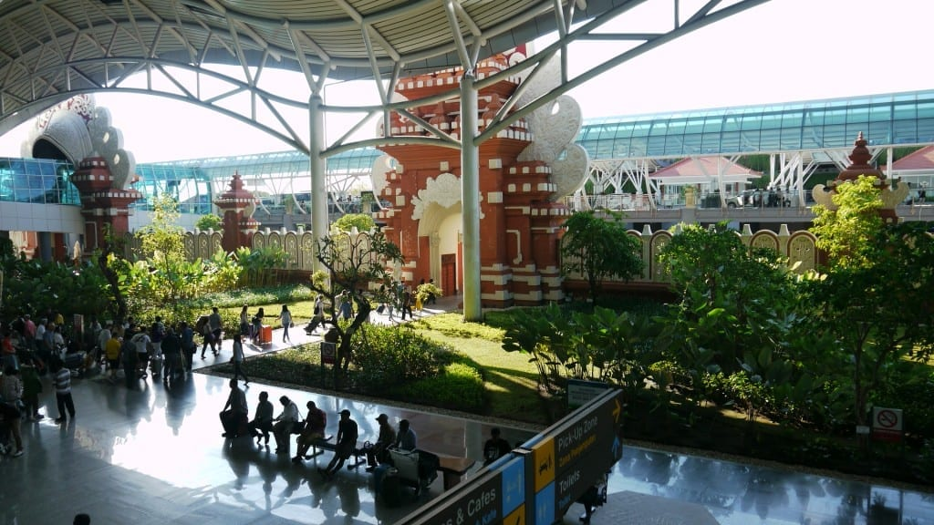 Ngurah Rai Ngurah Rai International Airport.