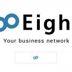 名刺管理のEightが記事の「シェアボタン」を提供開始!さっそく取り付けにかかってみる。