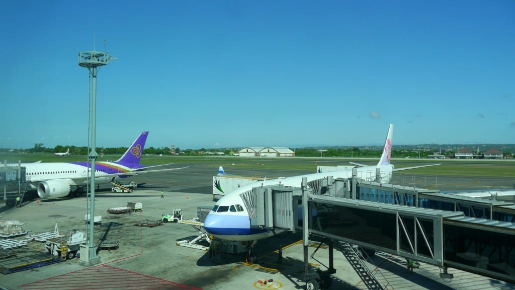 Ngurah Rai International Airport (Denpasar) JOHN HARDY