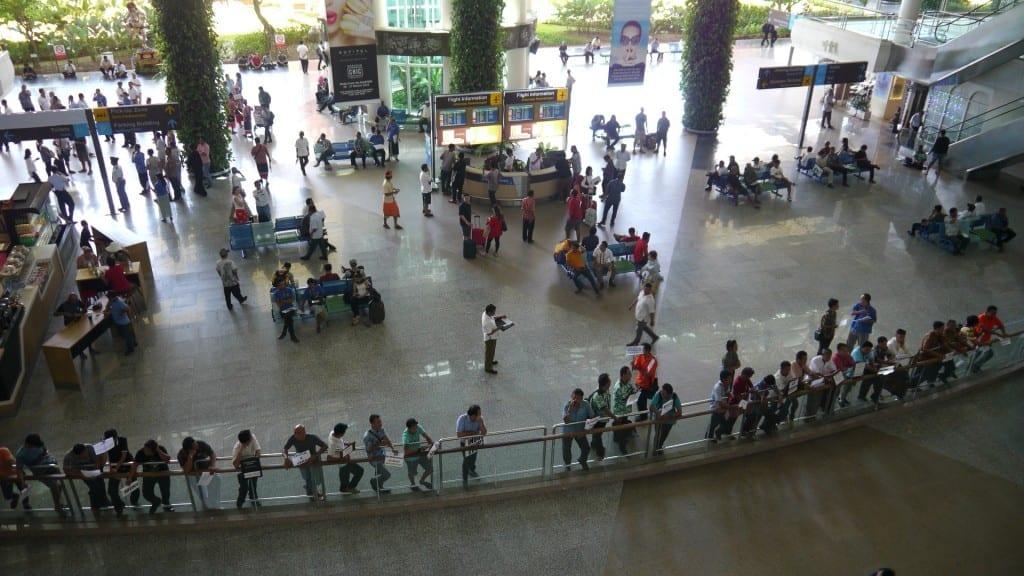 Ngurah Rai International Airport (Denpasar)