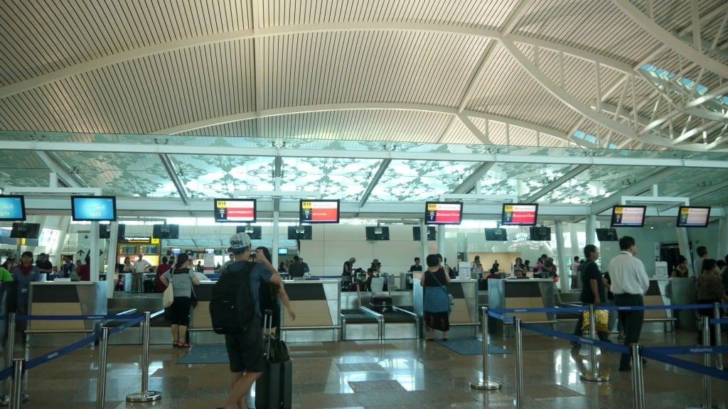Ngurah Rai International Airport (Denpasar)
