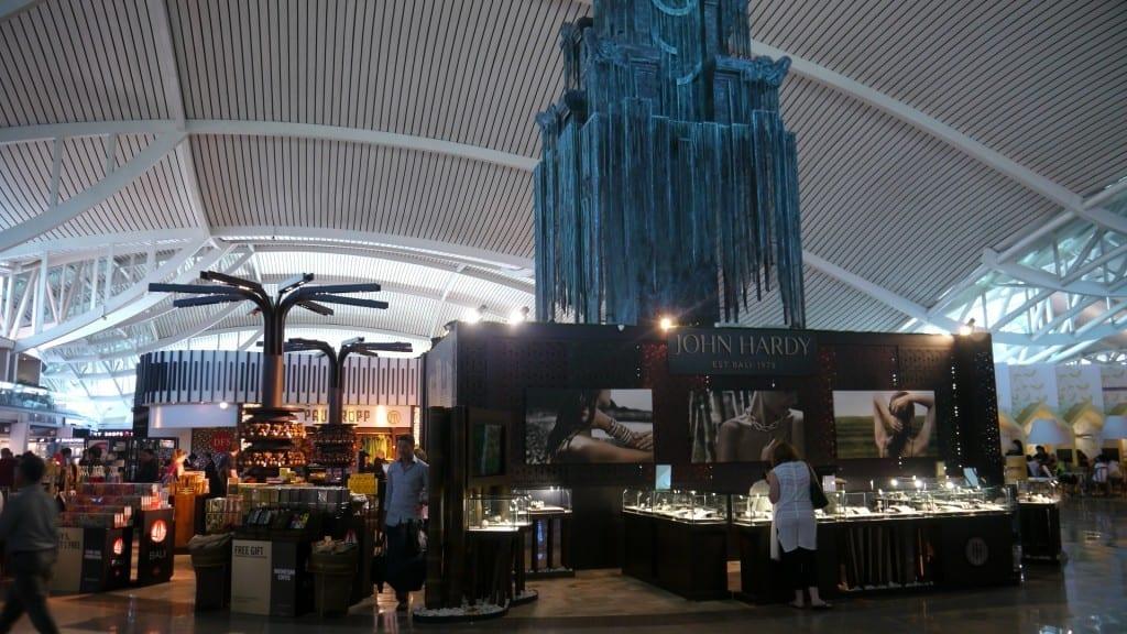 Ngurah Rai International Airport (Denpasar) JOHN HARDY