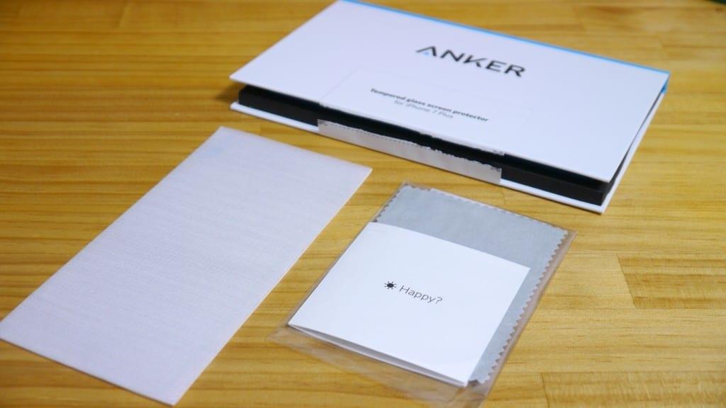 Anker GlassGuard iPhone 7