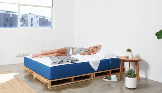 寝返りの振動を全て吸収するマットレス?世界初の素材で完成したコアラ・マットレス