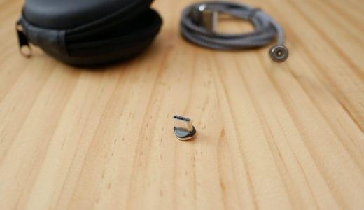 磁石(マグネット)で接続して充電が可能な1本3役のWECODO充電ケーブル