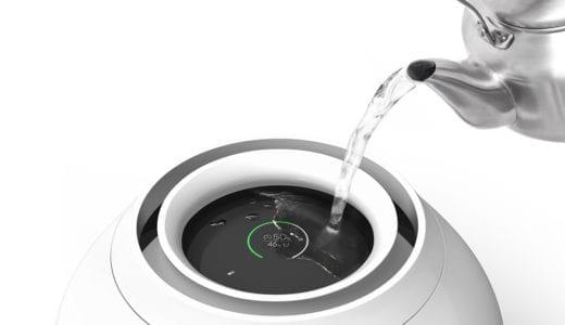 洗練されたBALUMUDAのスマート加湿器「Rain」2017年モデルを発売