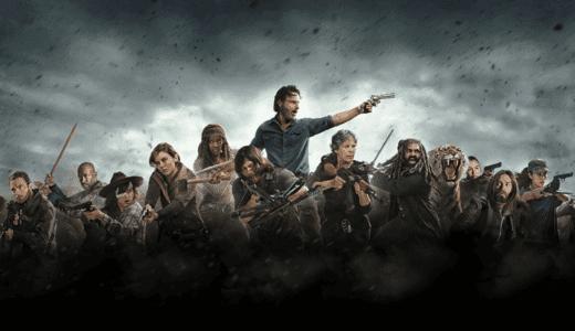 ついに今日からシーズン8の最新話がスタート「The Walking Dead」