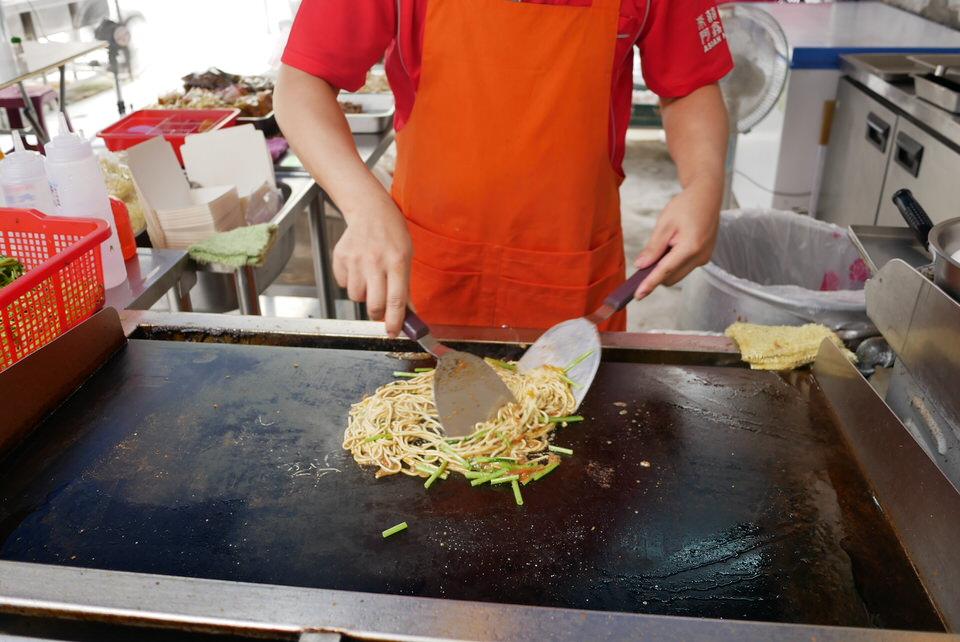 南陽鉄板麺
