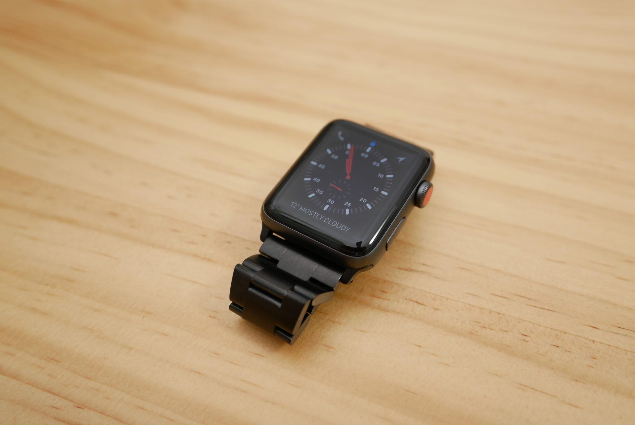 Apple Watch Series 3 ステンレスバンド 取り替え