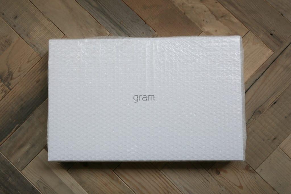 LG gram 17Z990 2