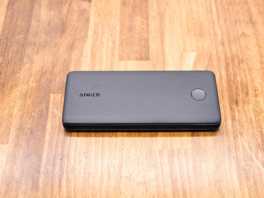 Anker PowerCore Slim 10000 PD レビュー