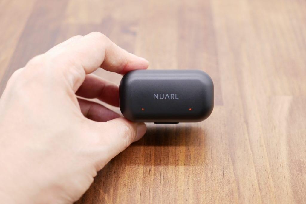 NUARL NT01AX レビュー