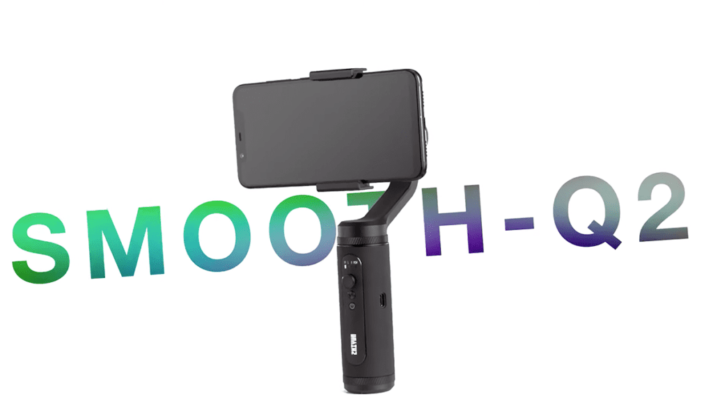 ZHIYUN SMOOTH Q2 まとめ