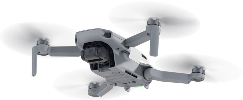 DJI Mavic Mini 機体写真