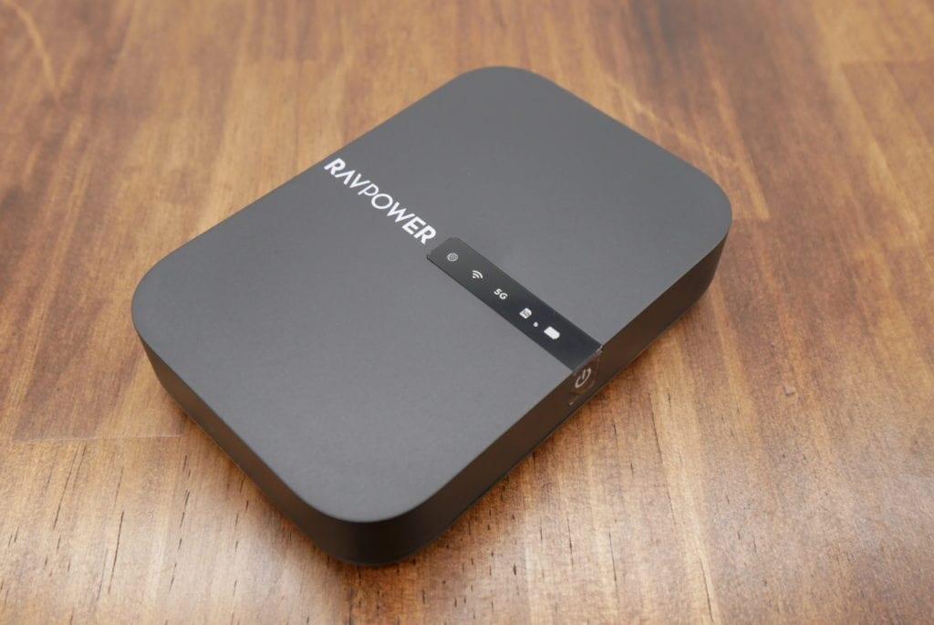 RAVPower Wi-Fi SDカードリーダー FileHub RP-WD009 レビュー