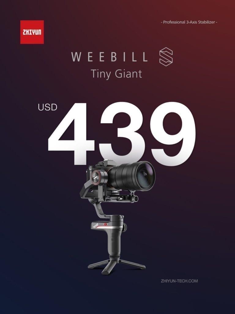 WEEBILL-S 本体のみ