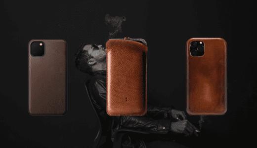 [iPhone 11] 使い込むほどに味が出るおしゃれな革製品ブランドケースまとめ5選