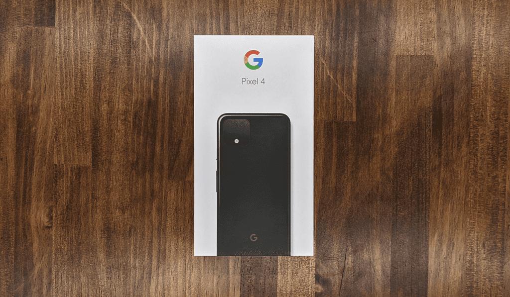 5.7インチ モデル Google Pixel 4