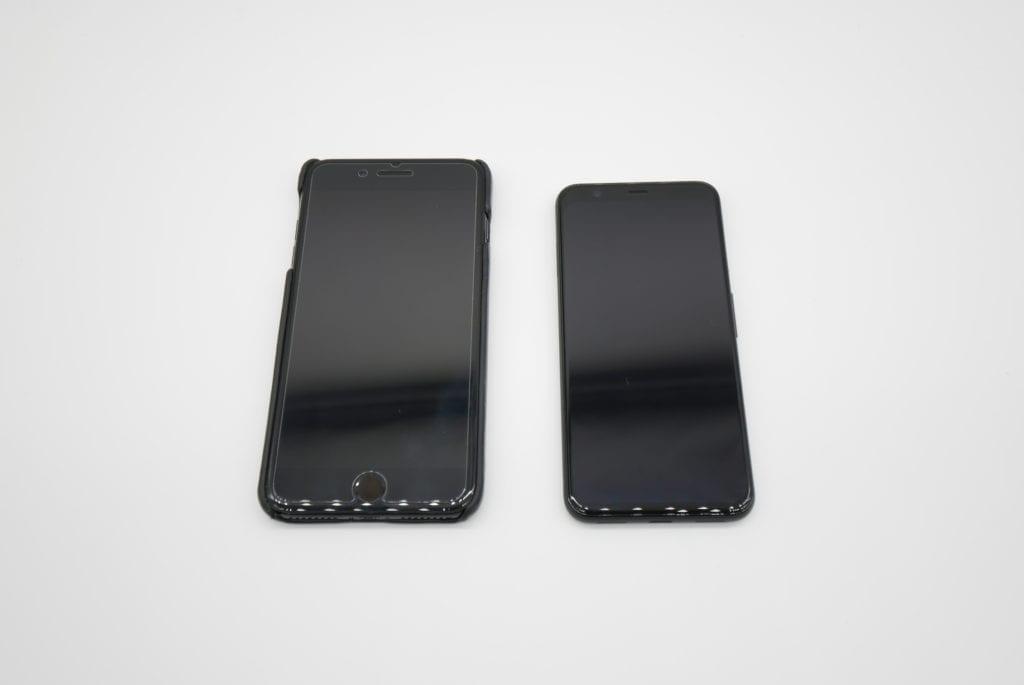 Google Pixel 4 iPhoneとの比較