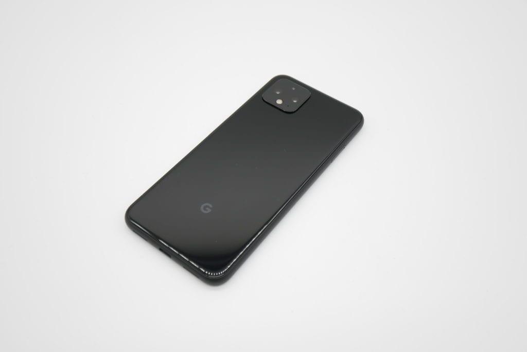 Google Pixel 4 裏面