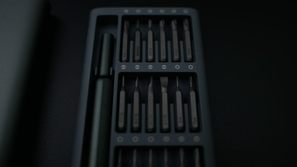 ドライバーセット 24本組 Xiaomi(シャオミ)
