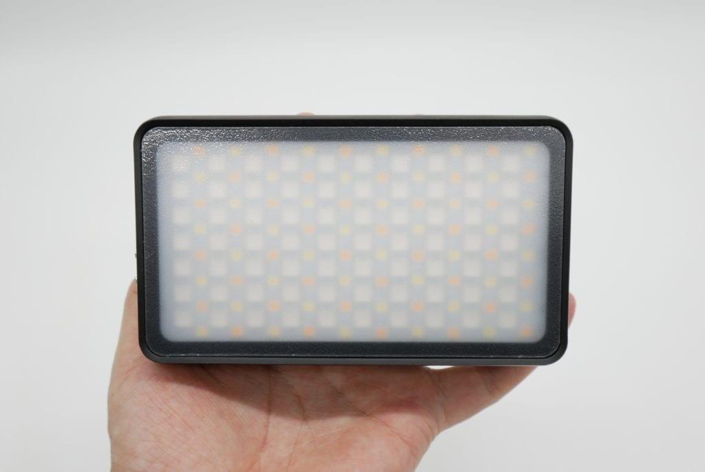 小型RGB LEDライト YC Onion Pudding(プリン) レビュー