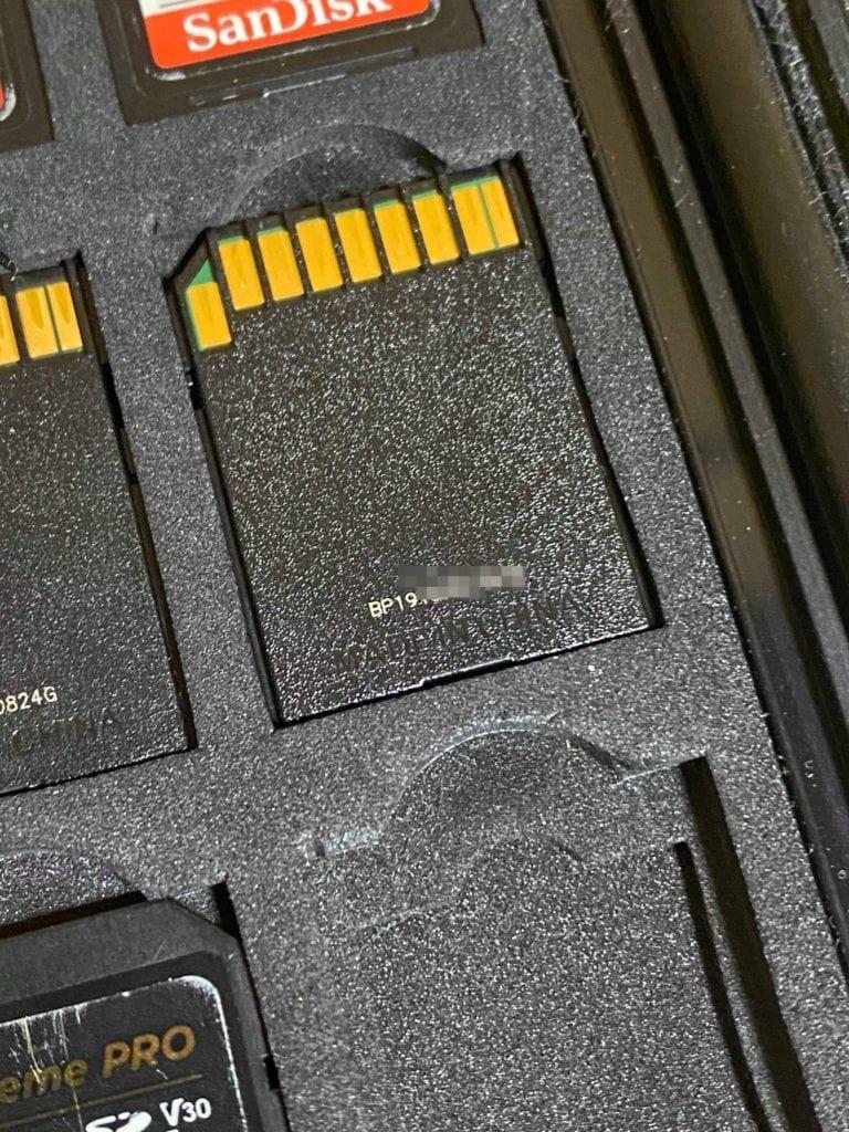 正規品 Sandisk SD カード 並行輸入品