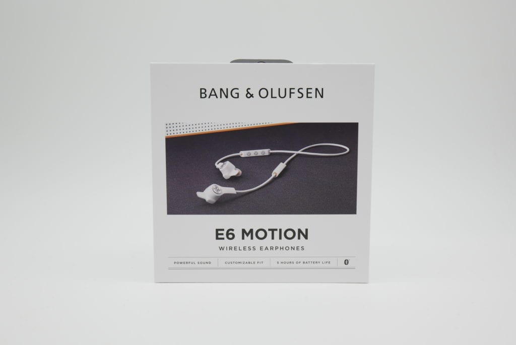 Bang & Olufsen Beoplay E6 Motion レビュー
