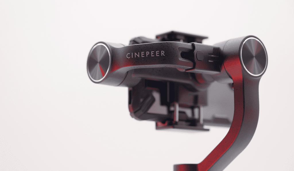 CINEPEER C11 ジンバル レビュー