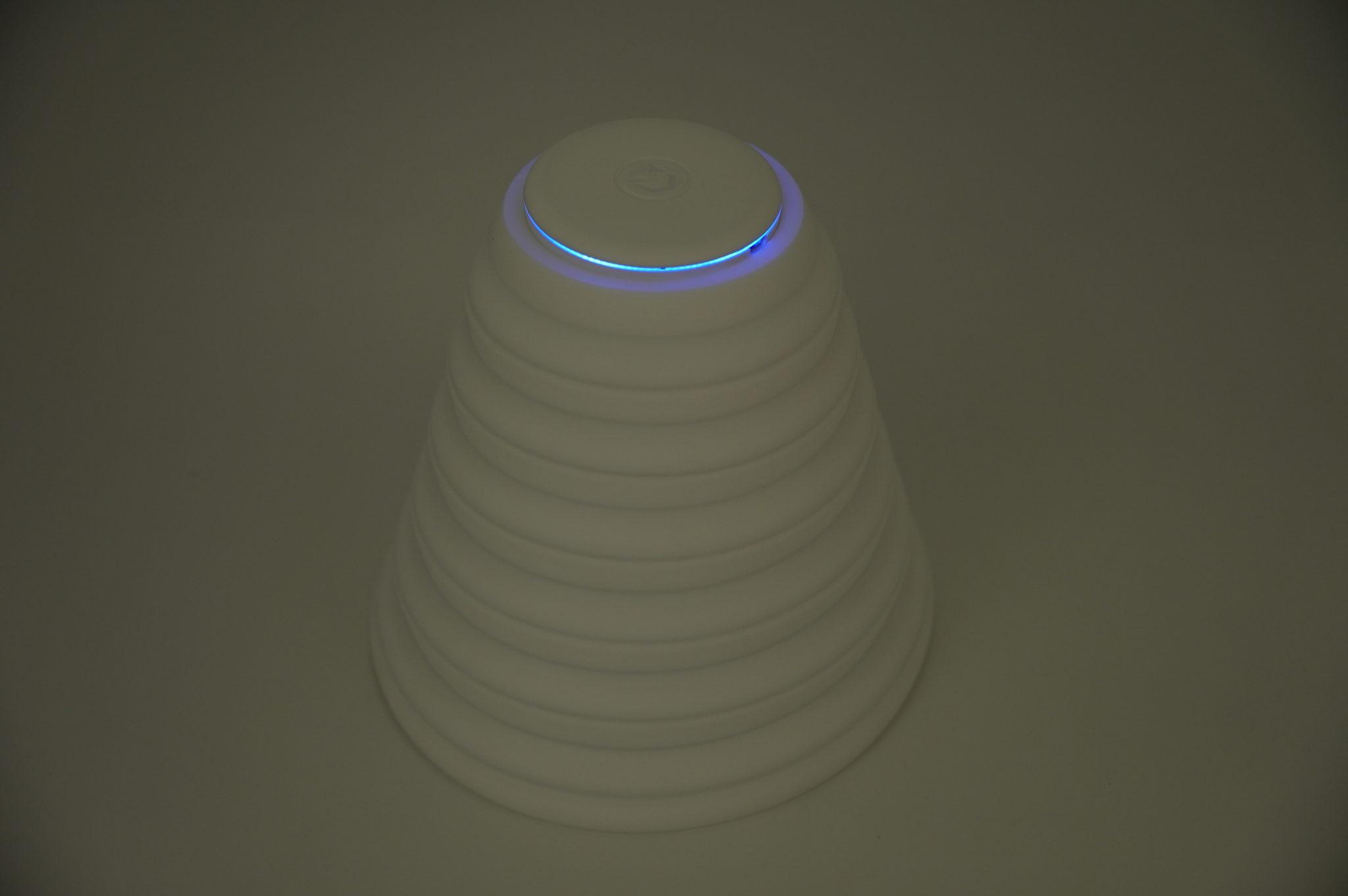 UV-C 紫外線除菌器 Mahaton ランプ状態