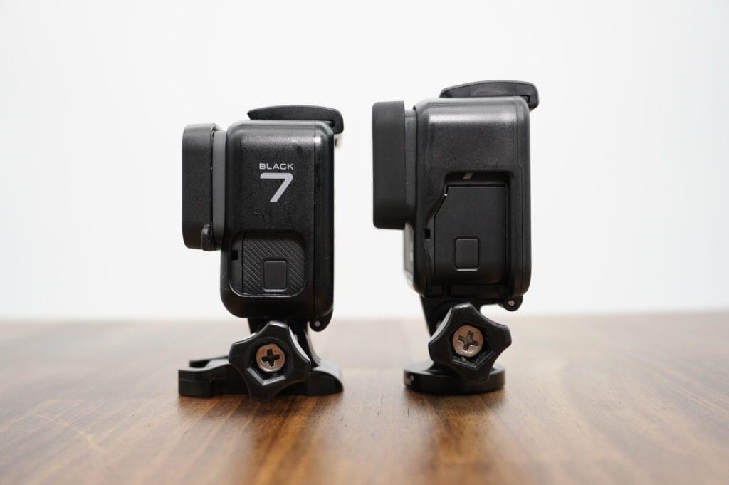 GoPro ネイキッドフレーム 比較