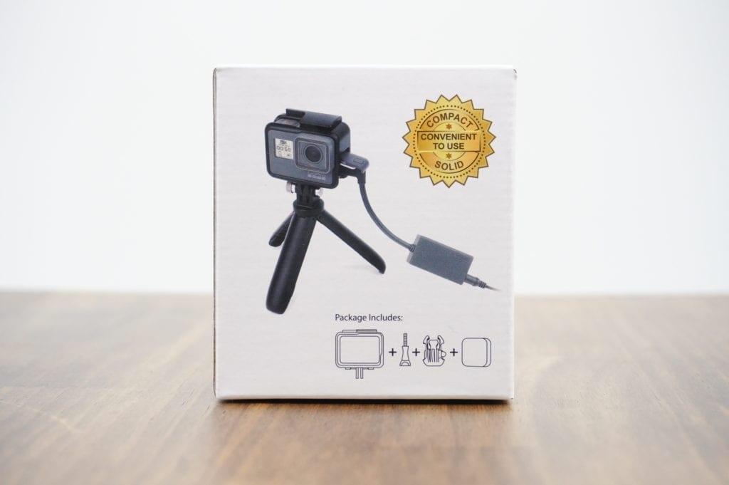 GoPro ネイキッドフレーム 同梱品