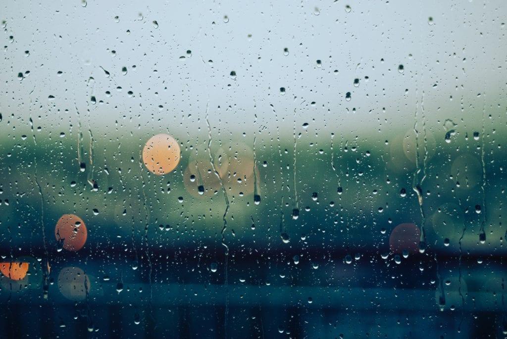 置き配 雨濡れ