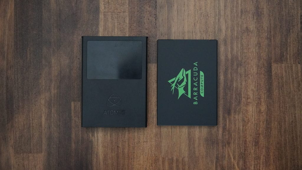 ATOMOS SSD 互換