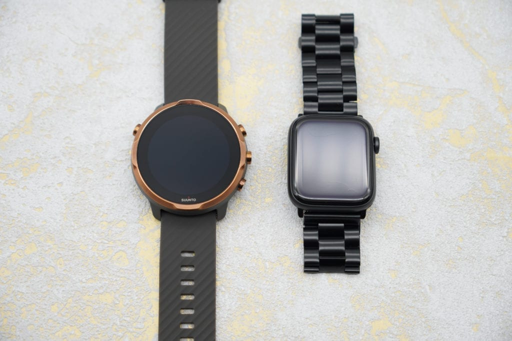 Sunnto 7 Apple watch比較 レビュー