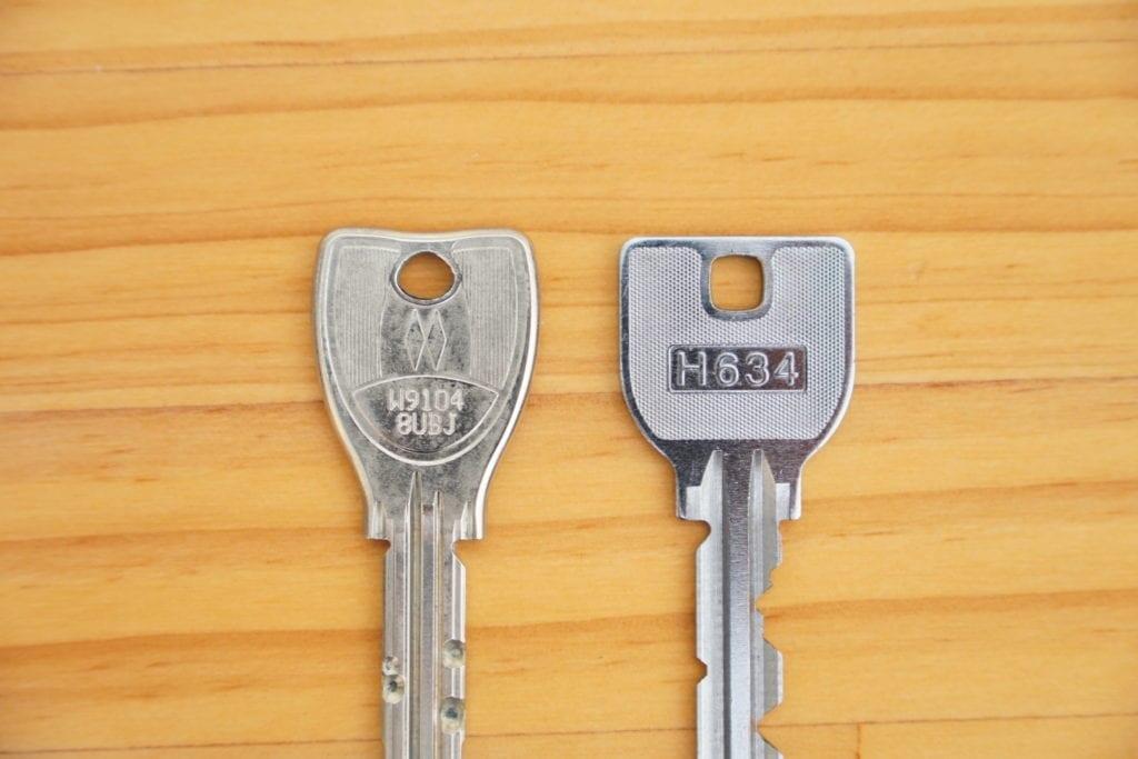 orbitkey key organizer レビュー
