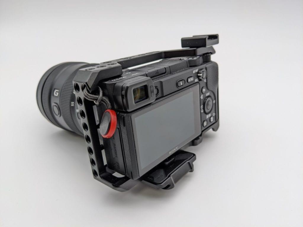 SMALLRIG Sony A6100 / A6300 / A6400 / A6500専用ケージ -2310