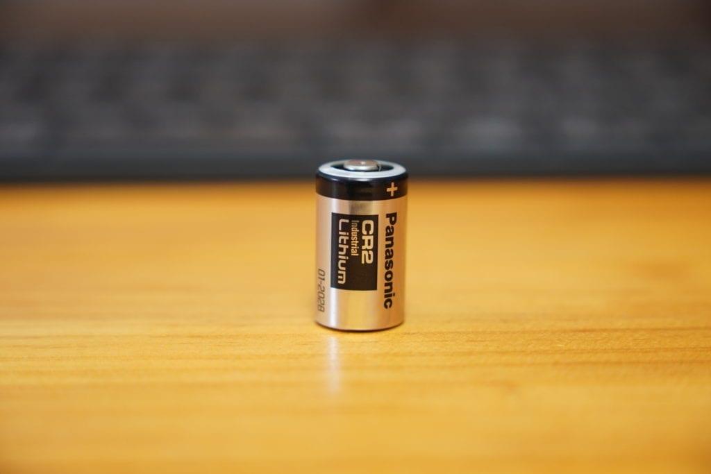 SwitchBot 電池交換