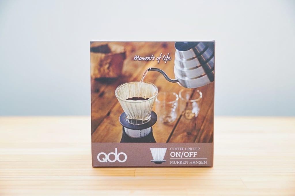 Qdo On / Off Dripper コーヒードリッパー