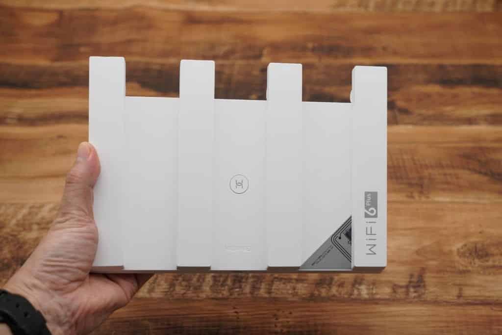 HUAWEI WiFi AX3 無線LANルーター 評価