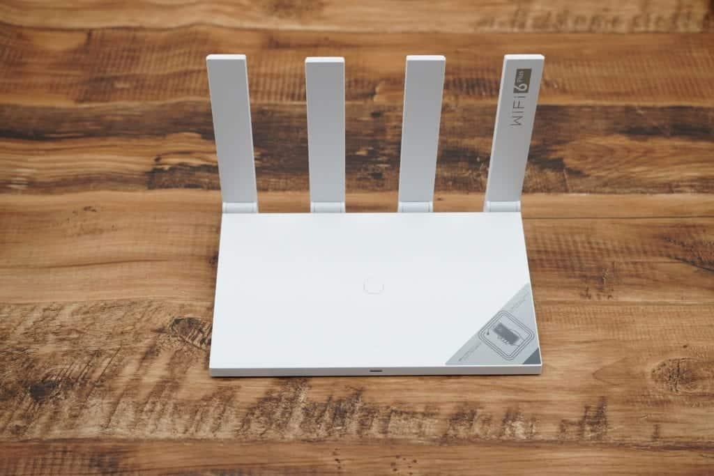 HUAWEI WiFi AX3 無線LANルーター レビュー