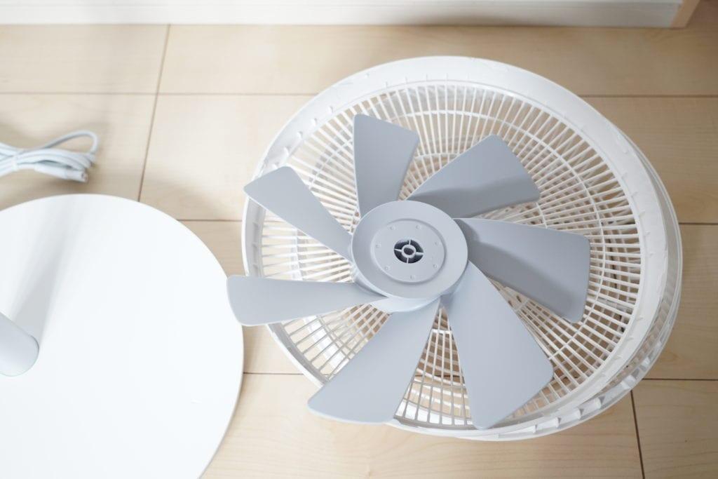 Smartmi スマート扇風機 2S レビュー 評価