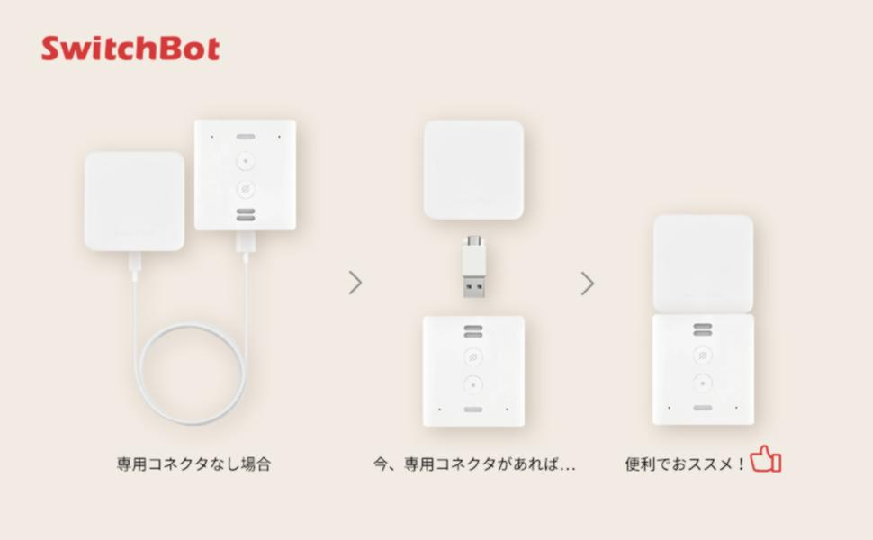 SwitchBotハブミニ & Echo Flex セット